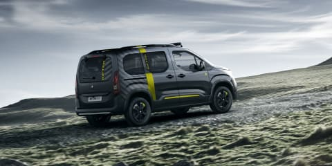 Peugeot Rifter 4x4 concept revealed