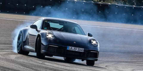 2019 Porsche 911 nears production
