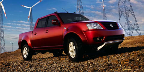 Tata Xenon ute headed for Australia in November
