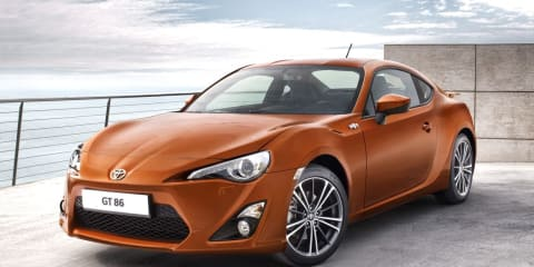 Toyota GT 86: UK pricing confirmed