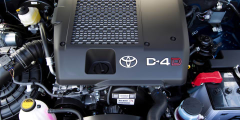 Toyota HiLux v Toyota Tundra : Comparison review