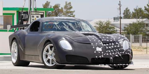 2010 Devon GTX American supercar spied