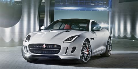 Jaguar F-Type four-cylinder expected