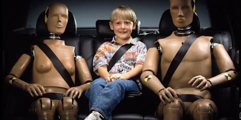 Volvo celebrates 50 years of the seatbelt