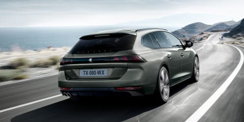 2019 Peugeot 508 Touring revealed - UPDATE