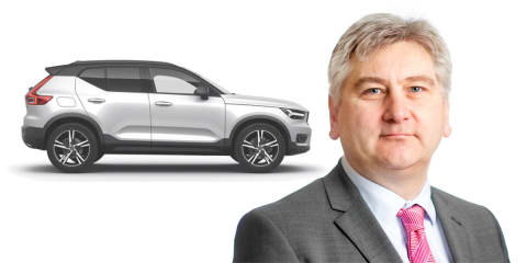 Volvo Car Australia announces Nick Connor as Managing Director