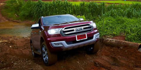 Ford Everest will compete with Toyota Prado, not Fortuner, local chief claims