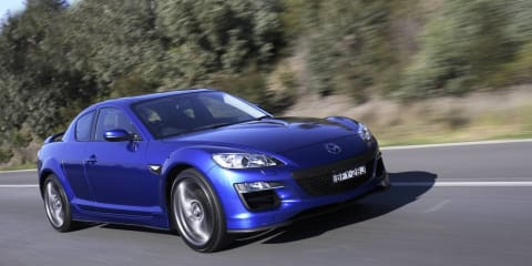 Mazda rotary shock: MX-5 and RX-8 could merge