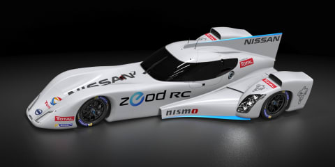 Nissan ZEOD RC : 294kW/380Nm turbocharged 1.5-litre three-cylinder engine revealed