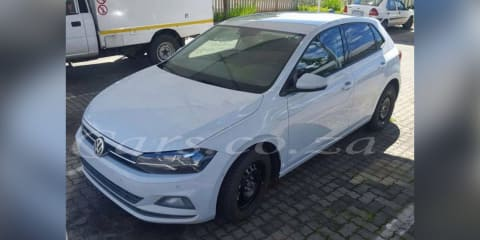 2018 Volkswagen Polo spied undisguised in South Africa