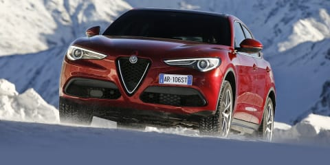 2018 Alfa Romeo Stelvio: Australian launch confirmed for early next year