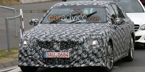 2019 Lexus GS spied