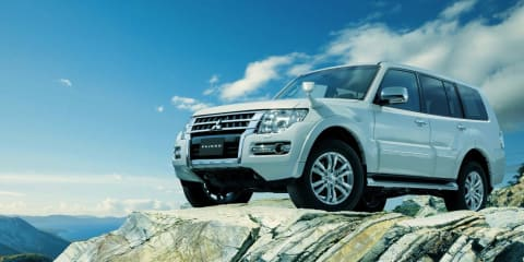 2015 Mitsubishi Pajero : Mild updates for ageing SUV ahead of all-new model
