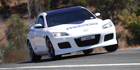 Mazda RX-8 SP for Targa Tasmania