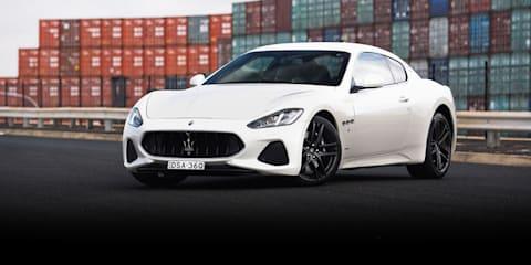 2018 Maserati GranTurismo review