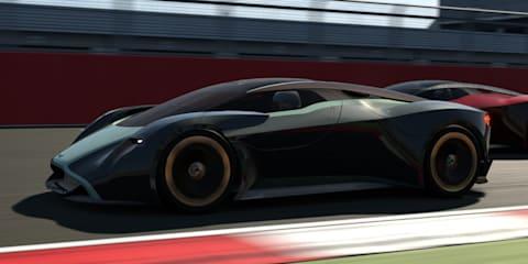 Aston Martin DP-100: A virtual supercar concept for Gran Turismo