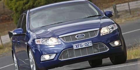 Ford Australia production cut to three days per week