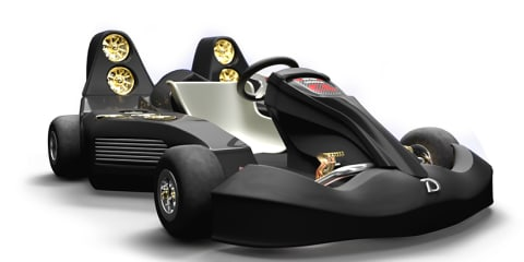 World's fastest go-kart reaches 0-60mph in 1.5 seconds