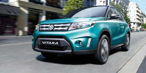 2016 Suzuki Vitara RT-X:: diesel joins Australian range