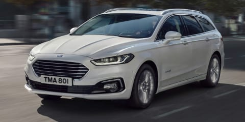 2019 Ford Mondeo facelift unveiled
