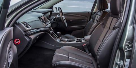 Holden Commodore SV6 Sportwagon v Skoda Octavia RS : Comparison review