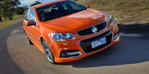 2013 Holden VF Commodore SS Review