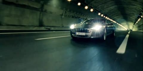 Video: Aston Martin Rapide short film - Part 2