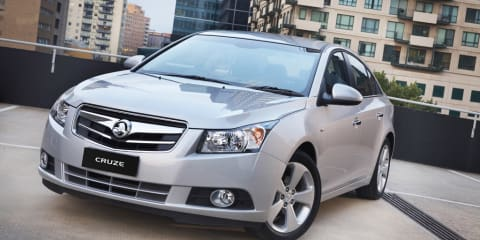 Holden Cruze safest car under $25,000