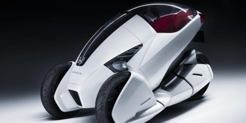 Honda 3R-C concept to preview the future at Geneva