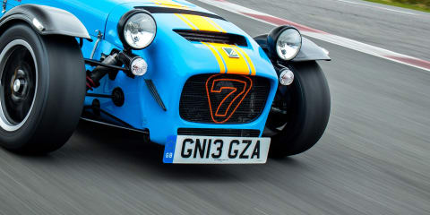 Caterham Seven range to be renamed, model range rejigged - report