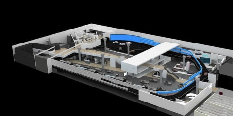 BMW reveals its 2011 Frankfurt Motor Show stand