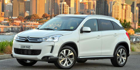 2013 Citroen C4 Aircross recalled