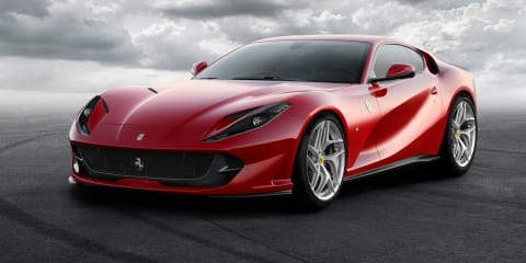 2017 Ferrari 812 Superfast: More than a (seemingly obvious) name…