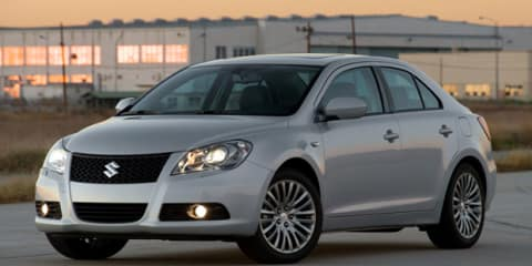 Suzuki Kizashi V6 & Hybrid plans for US market scuttled