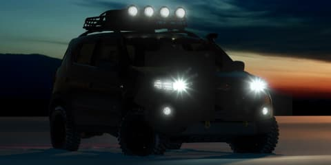 2016 Chevrolet Niva teased