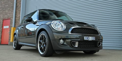 2013 Mini Cooper S Review