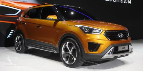 "Hyundai baby SUV still ""a number of years"" away"