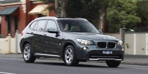 2011 BMW X1 gets two models and new engines