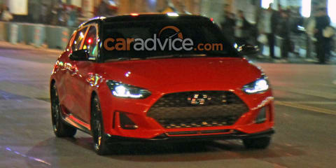 2018 Hyundai Veloster teased... again