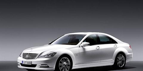 2009 Mercedes-Benz S-Class first details