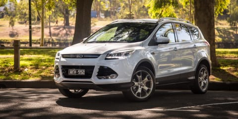 2014-15 Ford Kuga recalled