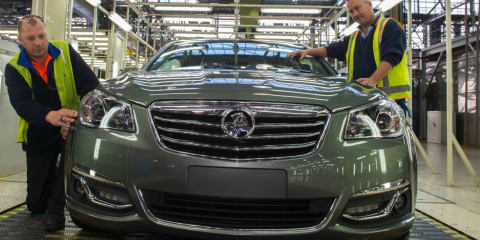 South Australian premier hints at extra Holden funding