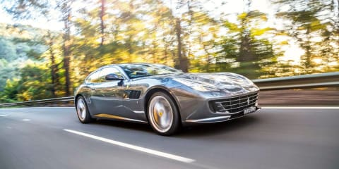 Ferrari recalls several models over fire risk