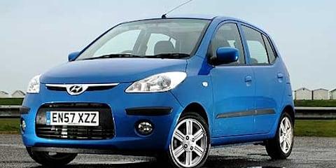 Hyundai set to challenge Toyota's iQ