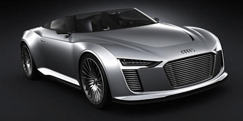 Audi R4 confirmed
