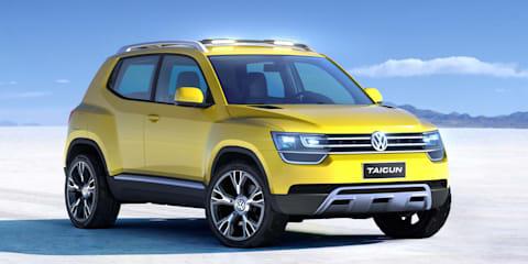 Volkswagen Taigun concept previews new baby SUV