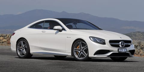 2015 Mercedes-Benz S-Class Coupe pricing and specifications