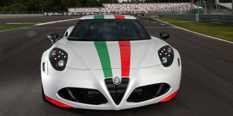Alfa Romeo to remain a solely Italian-made brand