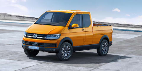 Volkswagen Tristar concept previews next-generation Transporter