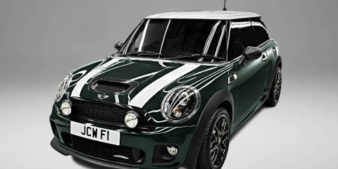 2010 MINI John Cooper Works World Championship 50 coming to Australia